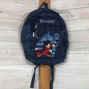 2017 Disneyland Resort Backpack